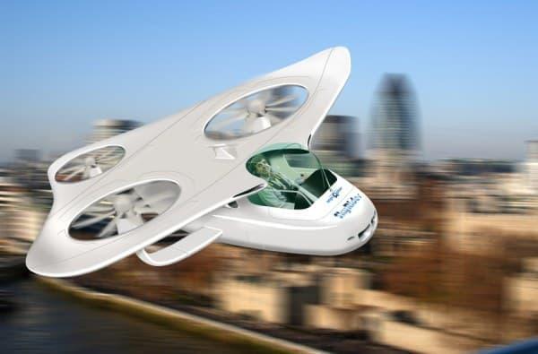 個人用ヘリコプター「MyCopter」