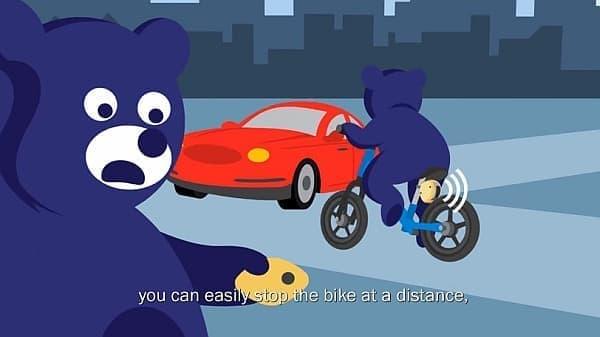MiniBrake があれば、子どもを危険から守ることができる