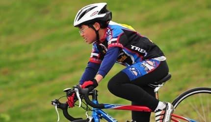 「ノーマル」クラスには、日ごろ使っている自転車で気軽に参加できる
