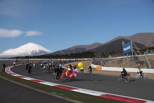 ママチャリ日本グランプリ チーム対抗7時間耐久