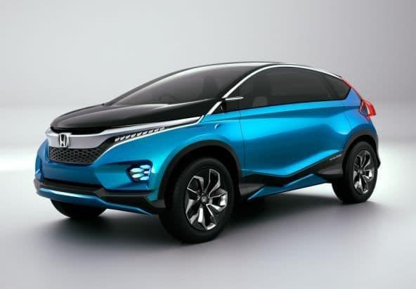 クリエイティブ・スタディモデル「Honda Vision XS-1」