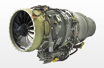 量産型のターボファンエンジン「HF120」
