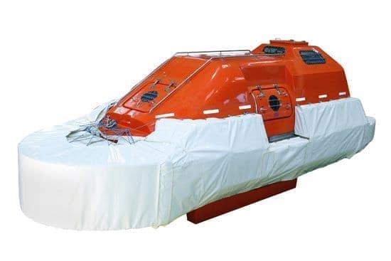 量産型津波救命艇
