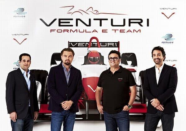 レオナルド ディカプリオ氏が電気自動車レーシングチームを編成