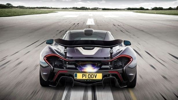 Hypercar of the Year + Jeremy Clarkson's Car of the Year : McLaren P1