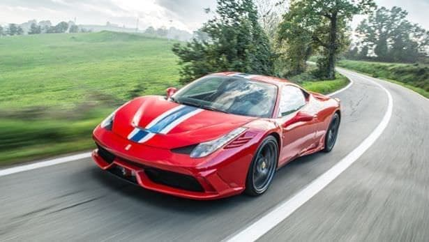 Supercar of the Year + James May's Car of the Year : Ferrari 458 Speciale