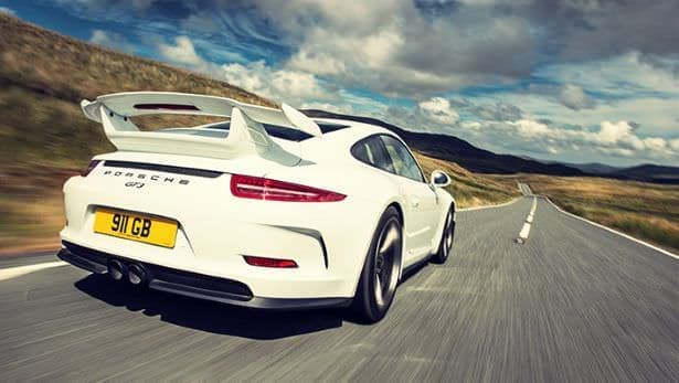 Richard Hammond's Car of the Year : Porsche 911 GT3