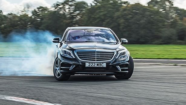 Luxury Car of the Year : Mercedes-Benz S-Class