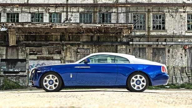 Rather Splendid Motor Car of the Year : Rolls Royce Wraith