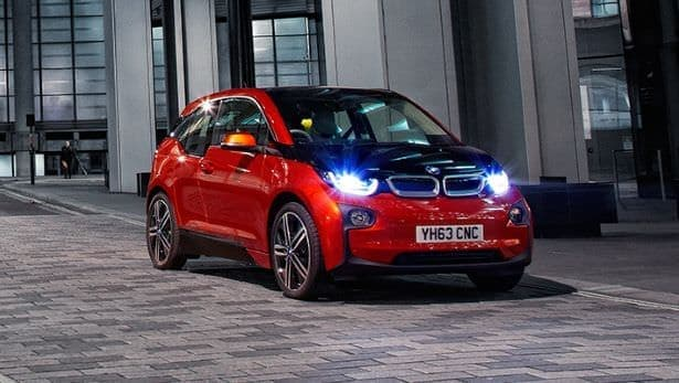 Green Car of the Year : BMW i3