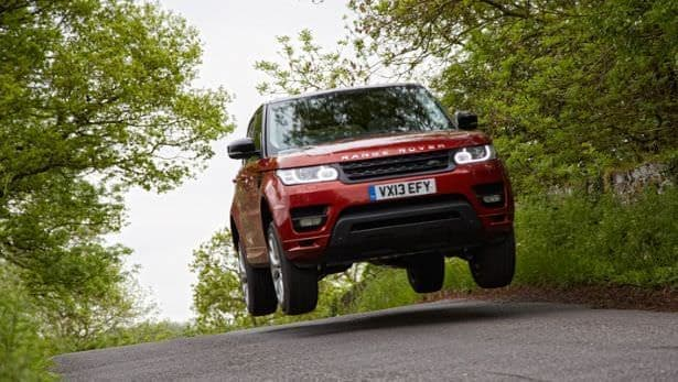 SUV of the Year : Range Rover Sport