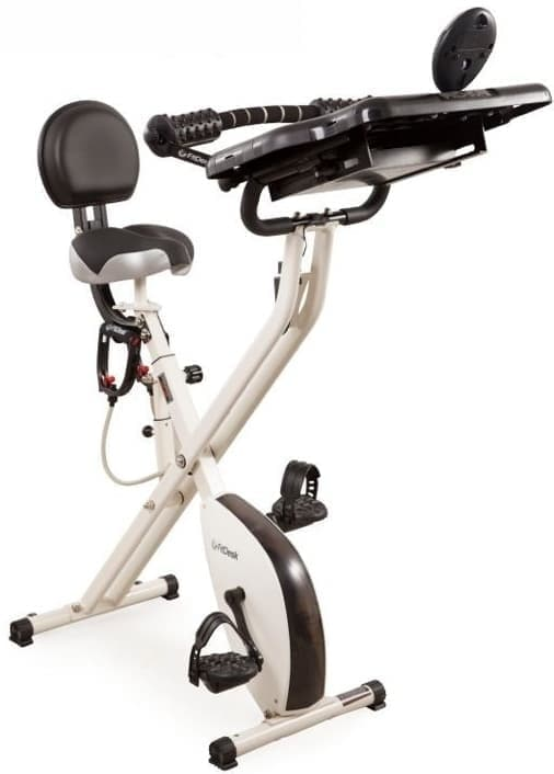 エアロバイク部分ではツインベルト静音駆動メカニズムを採用