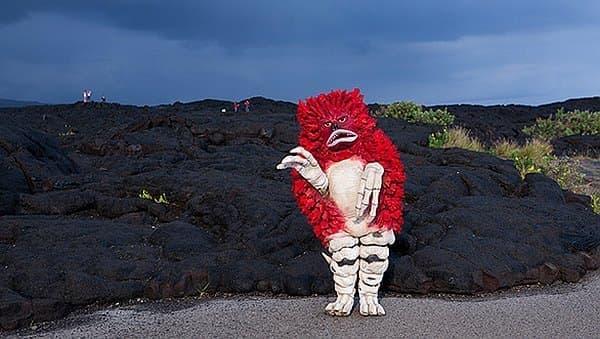 ハワイに、「いらっしゃ~い!」