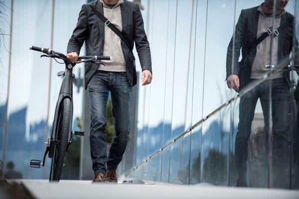 「LEAOS」は、イタリア製のスタイリッシュな電動アシスト自転車