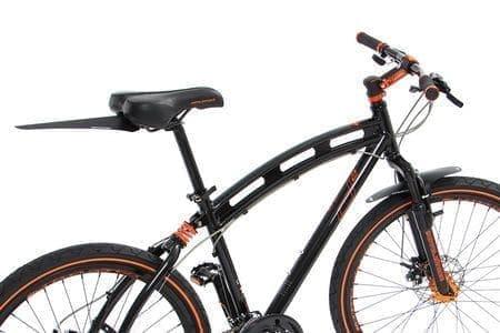 自転車通勤通学におすすめ、携帯できるマッドガード