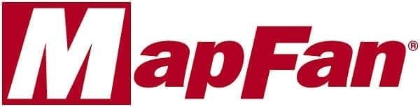 「MapFan」ロゴ