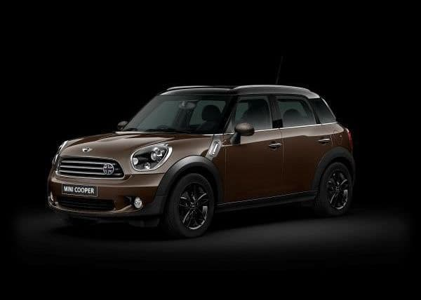 「MINI Cooper Crossover Valentine Road」