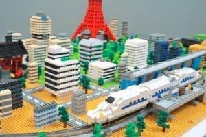 鉄道模型の「nanogauge」