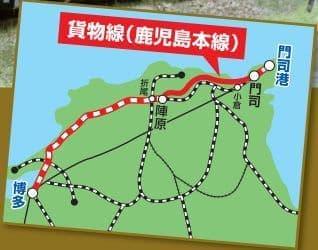旅行ルートのイメージ