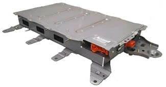 北米向け「パスファインダーハイブリッド」車に採用された  リチウムイオン電池パック