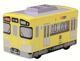 新2000系 電車型目覚まし時計