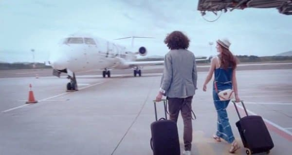 「OLAF Business」は、機内持ち込み手荷物サイズ