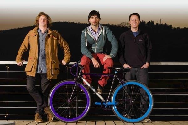 「Yerka」開発者の3人