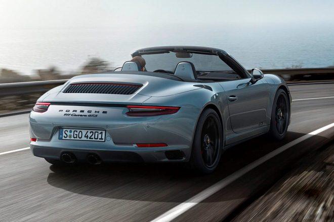 ポルシェ 新型 911カレラ GTS