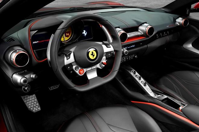 フェラーリ 812 スーパーファスト