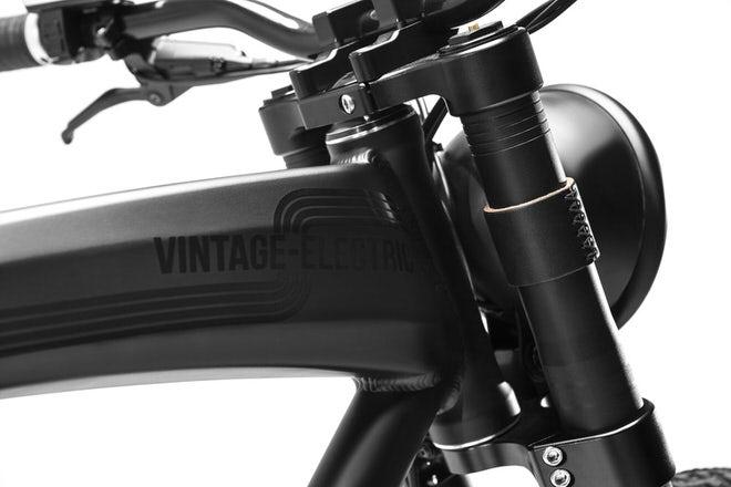スティーブ・マックイーンのバイク風なフレーム