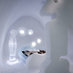 知らないものに囲まれたときの想像力がテーマの「perceptions」(C) ICEHOTEL、Asaf Kliger