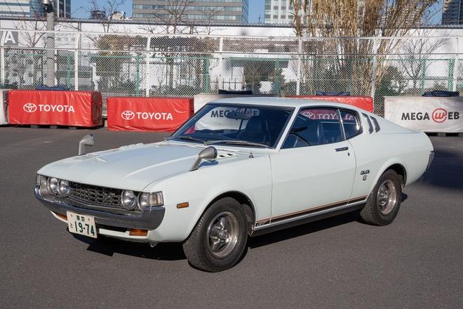 トヨタセリカ1600GT