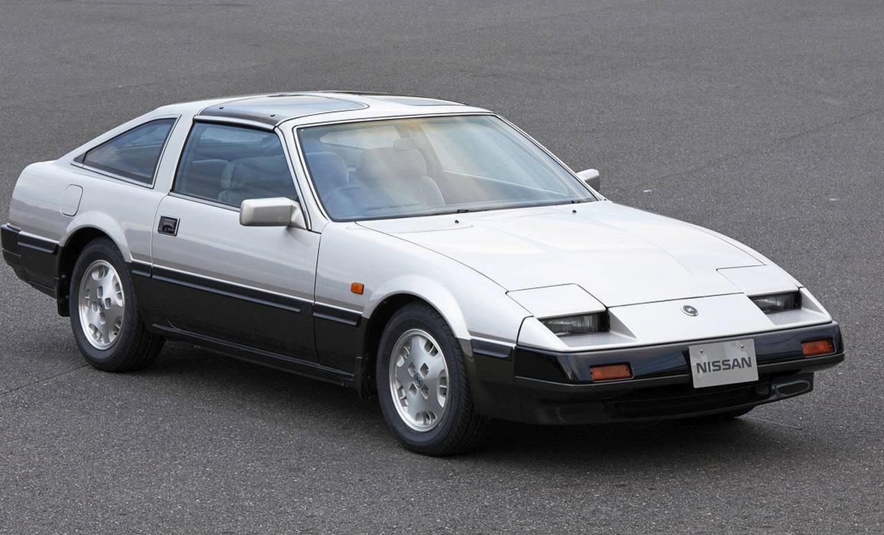 1985 GZ31 300ZX Turbo